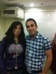 With Dr.Leila Chahrour