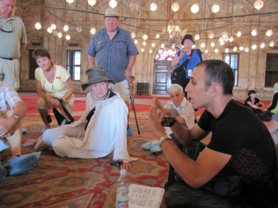 Mohamed Ali's Masjed..Saladin citadel..